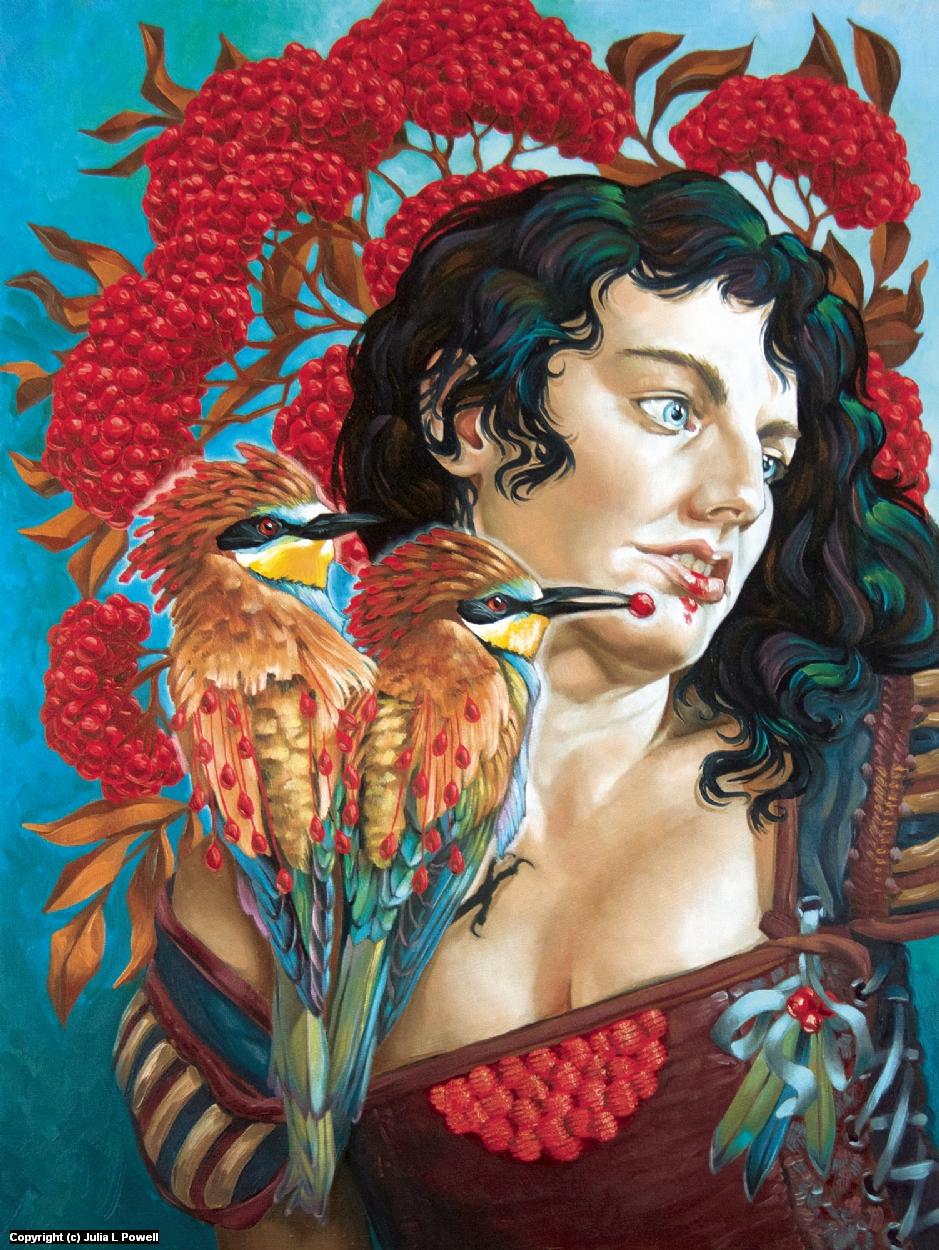 Bittersweet Artwork by Julia Powell