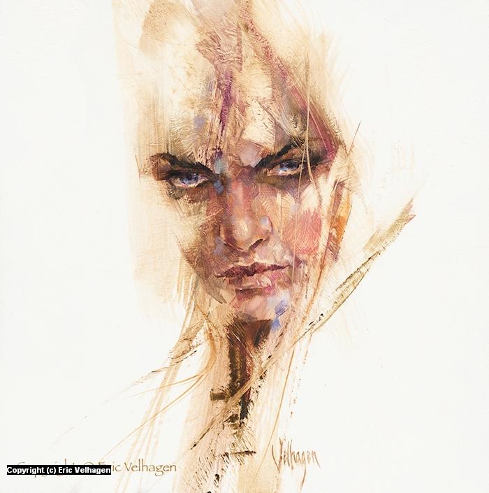 Daenerys Artwork by Eric Velhagen