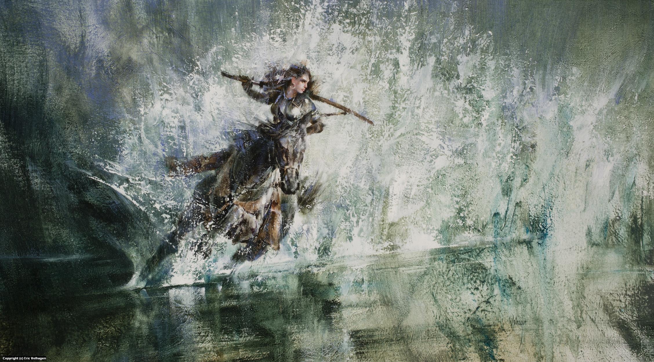 Target Acquired Artwork by Eric Velhagen