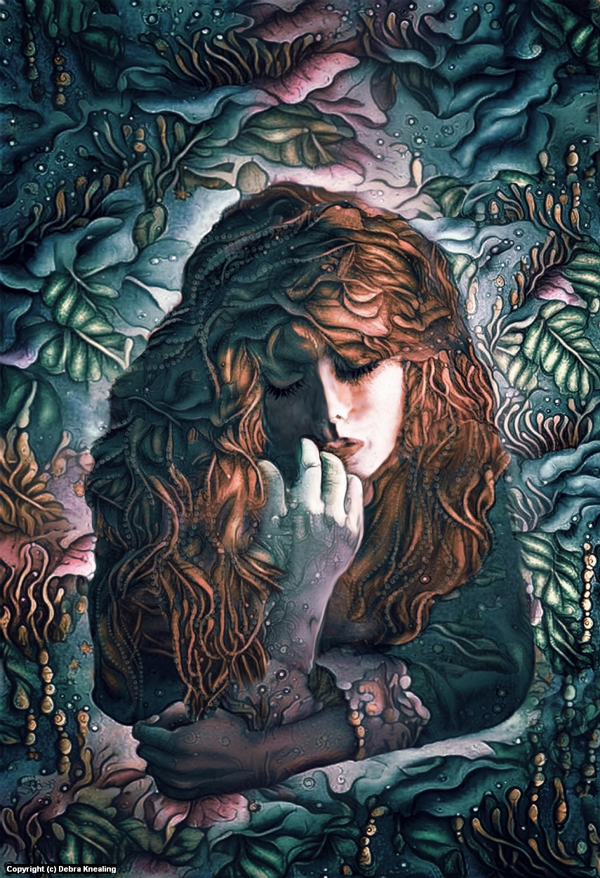 Leonarda Artwork by Debra Knealing