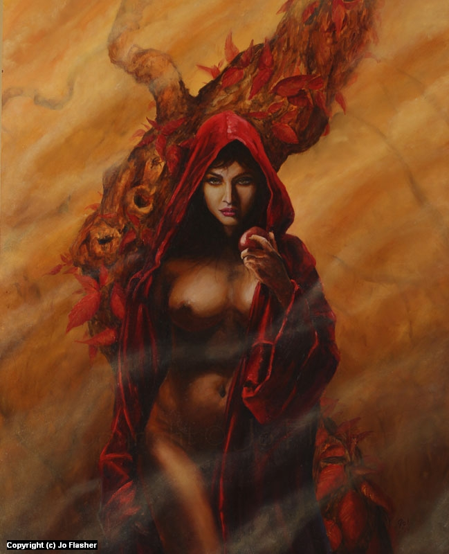 Poison Grove Artwork by Joleen Flasher