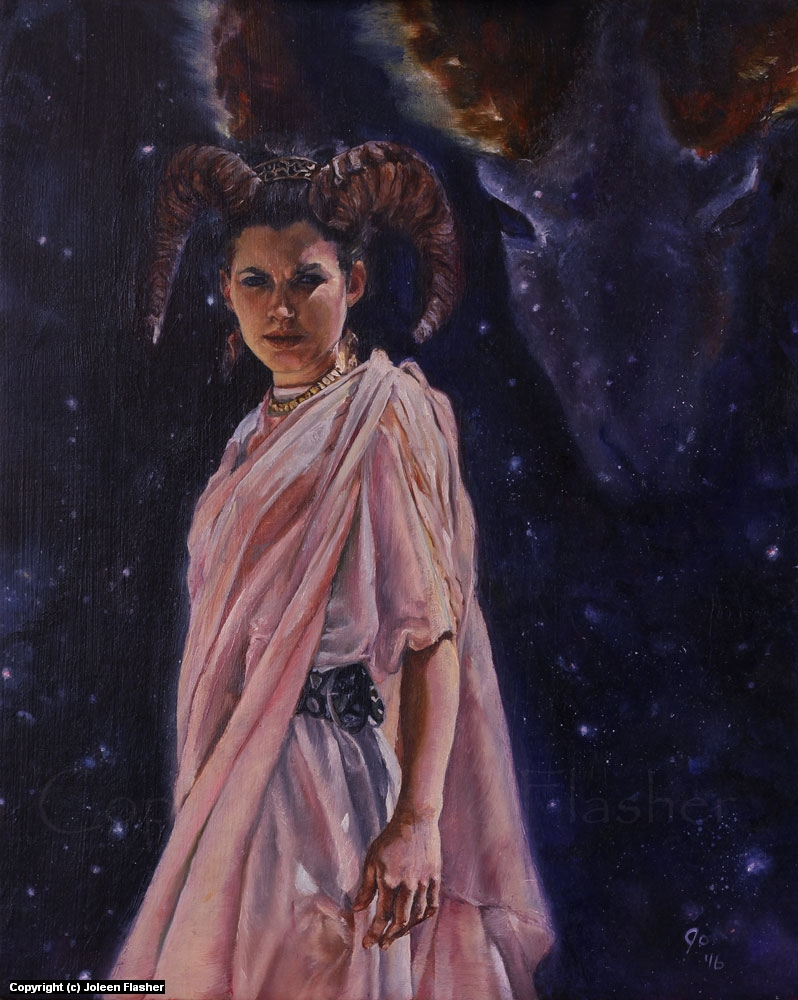 Aries Artwork by Joleen Flasher