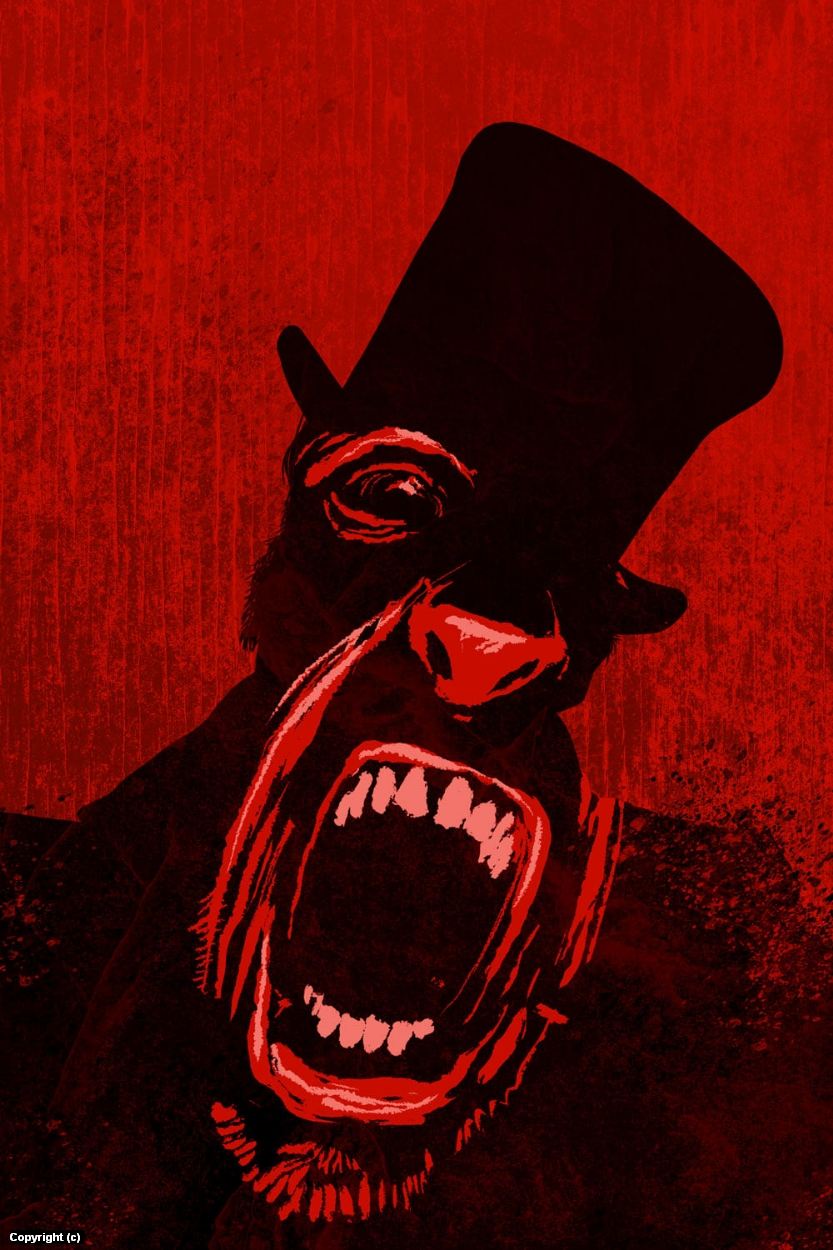 The Strange Case of Dr. Jekyll and Mr. Hyde Artwork by Douglas Bell