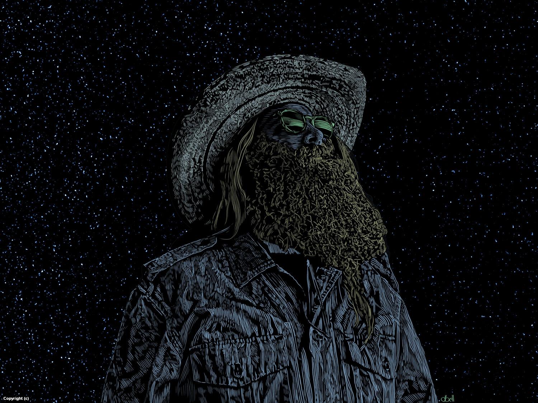 Nightwatcher Artwork by Douglas Bell