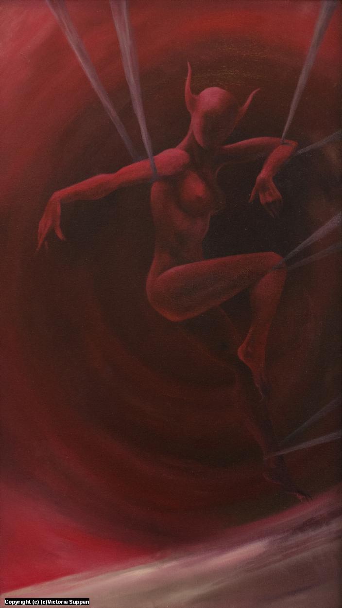Dreamcatcher Artwork by Victoria Suppan