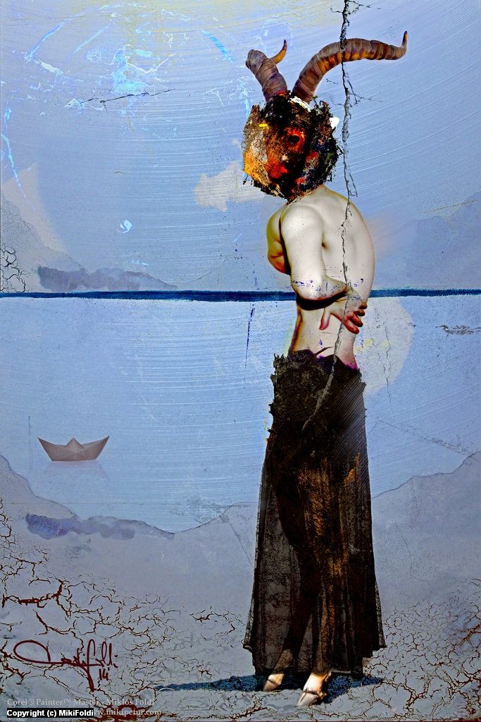 passage Artwork by Miki Foldi