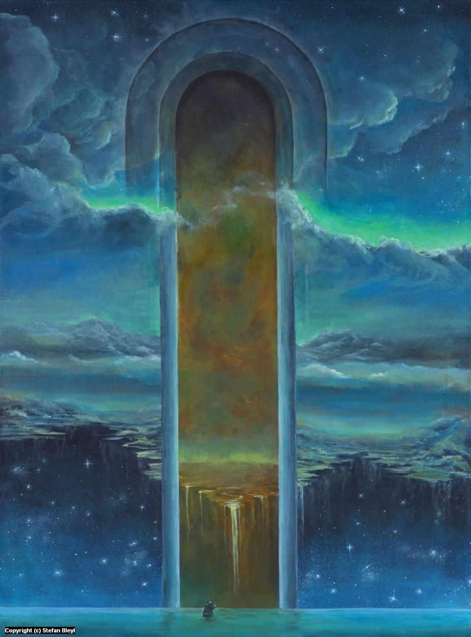 Back to the deep lands I Artwork by Stefan Bleyl