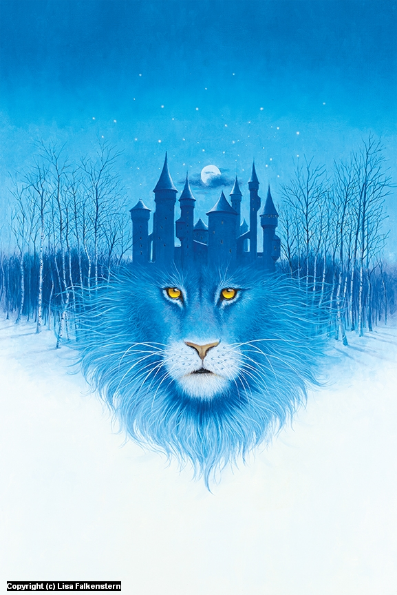 Narnia Artwork by Lisa Falkenstern