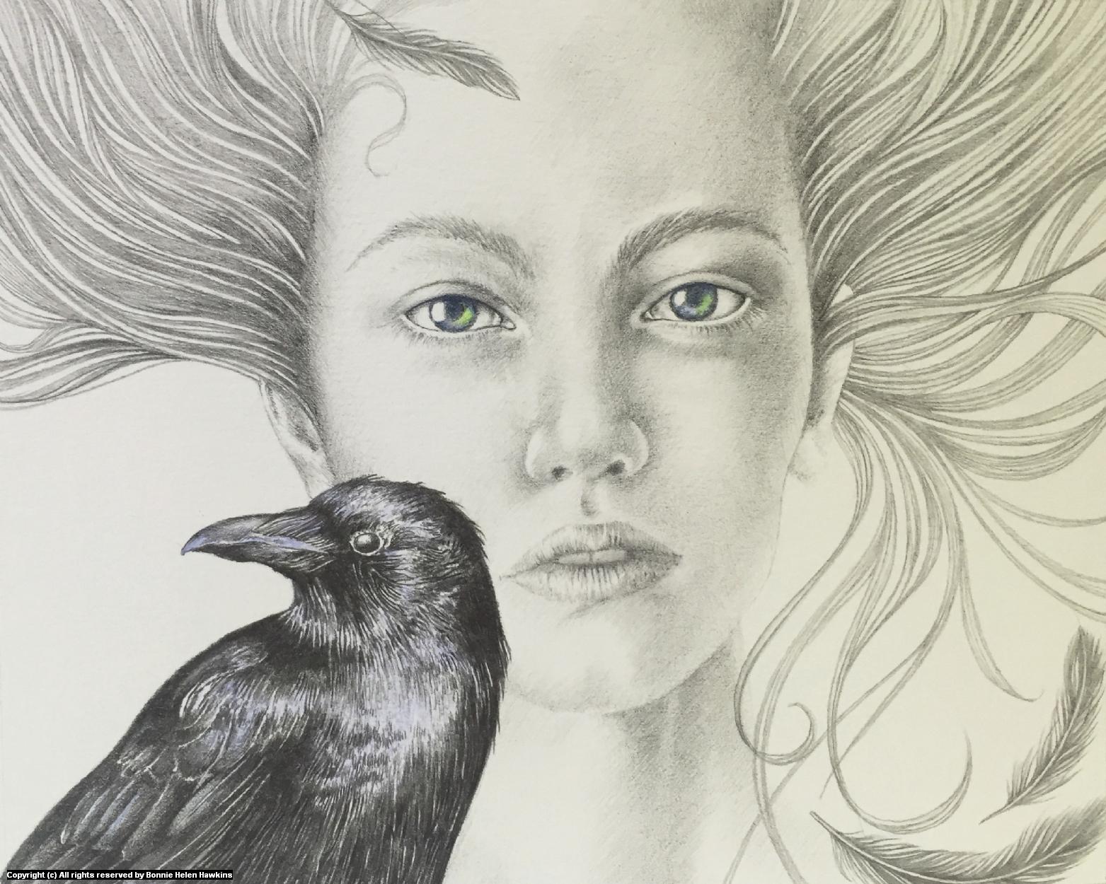 Week 12 Artwork by Bonnie Helen Hawkins