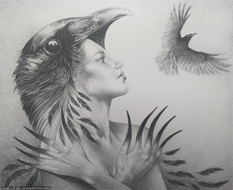 Week 13 Artwork by Bonnie Helen Hawkins