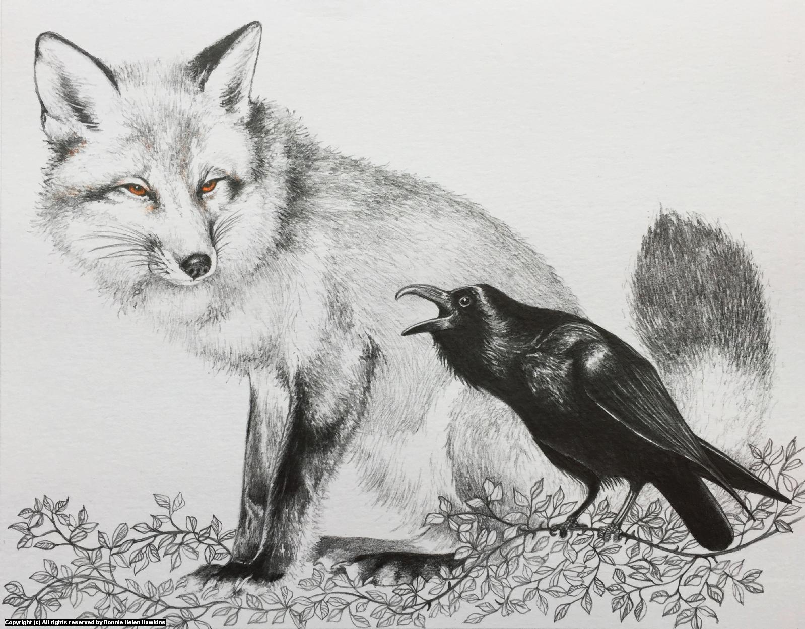 Week 18 Artwork by Bonnie Helen Hawkins