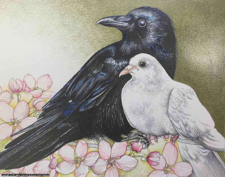week 20 Artwork by Bonnie Helen Hawkins