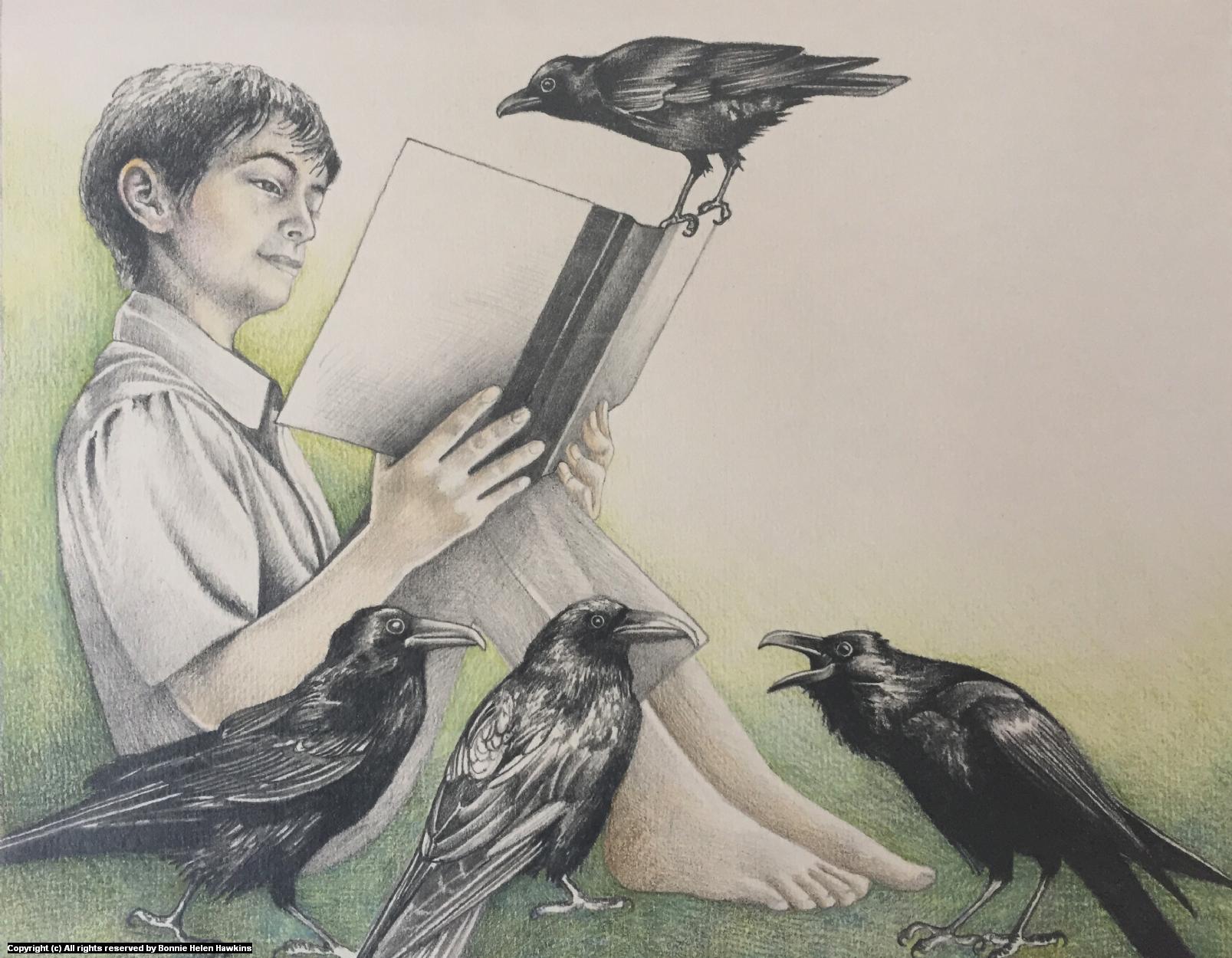 week 23 Artwork by Bonnie Helen Hawkins