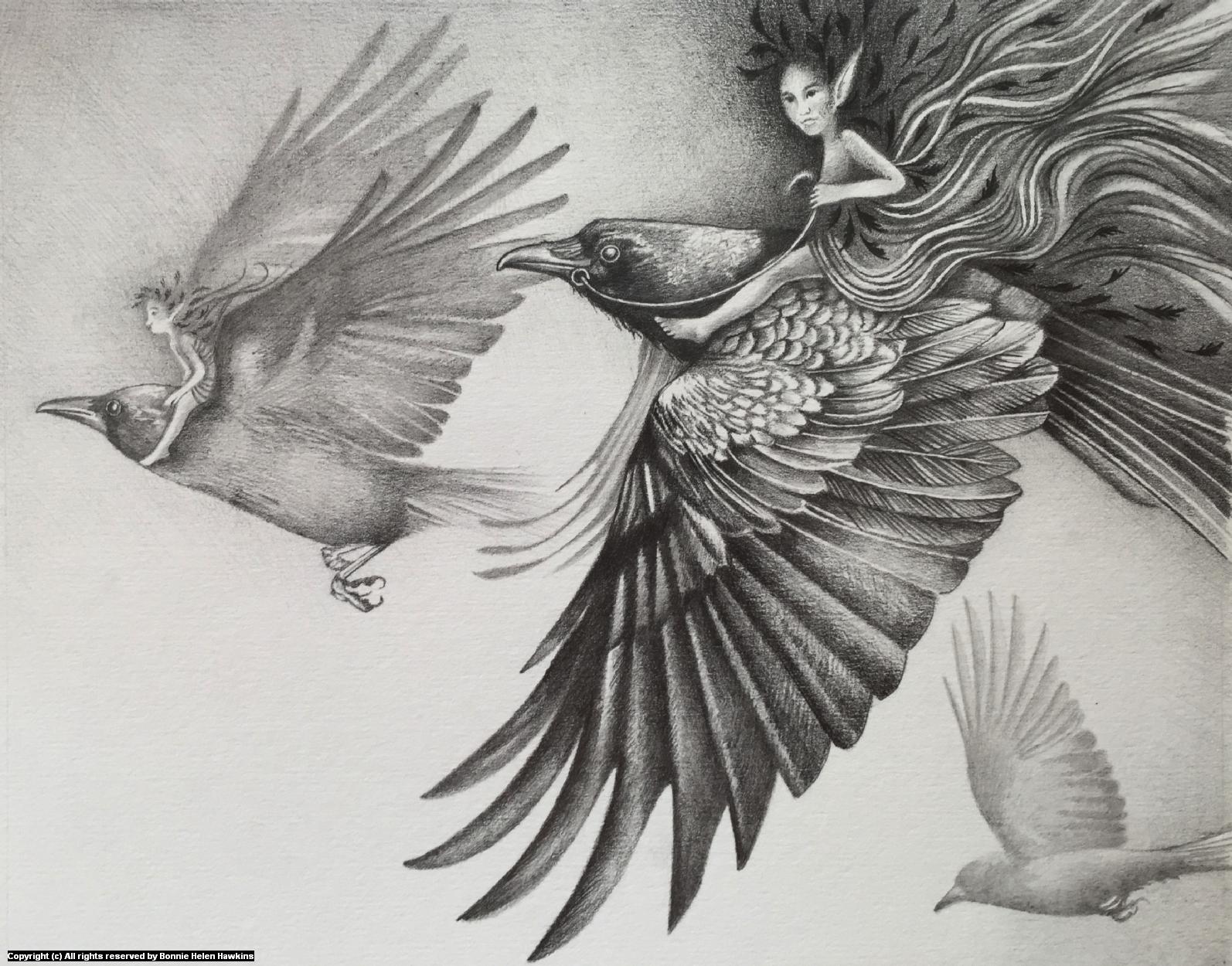 Week 25 Artwork by Bonnie Helen Hawkins