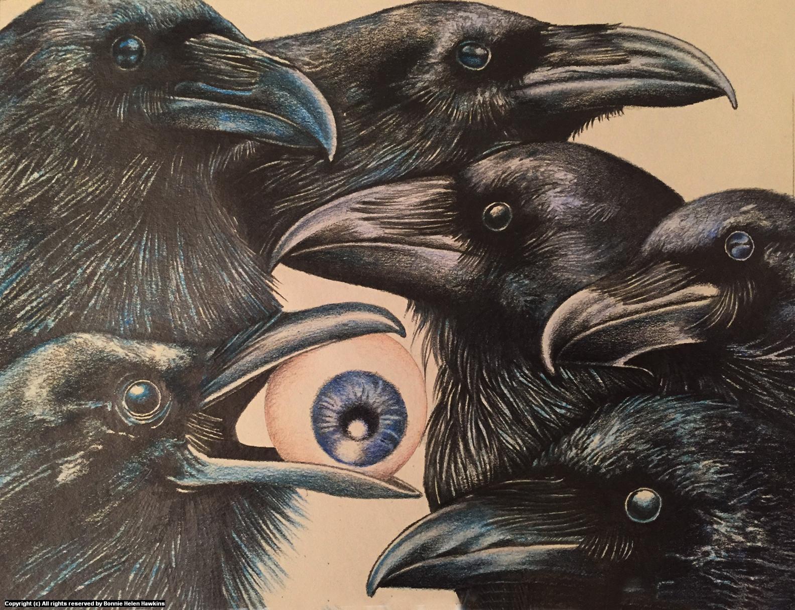 Week 32 Artwork by Bonnie Helen Hawkins