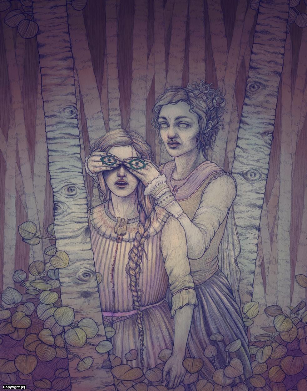 Sight Artwork by Rosalie Lettau