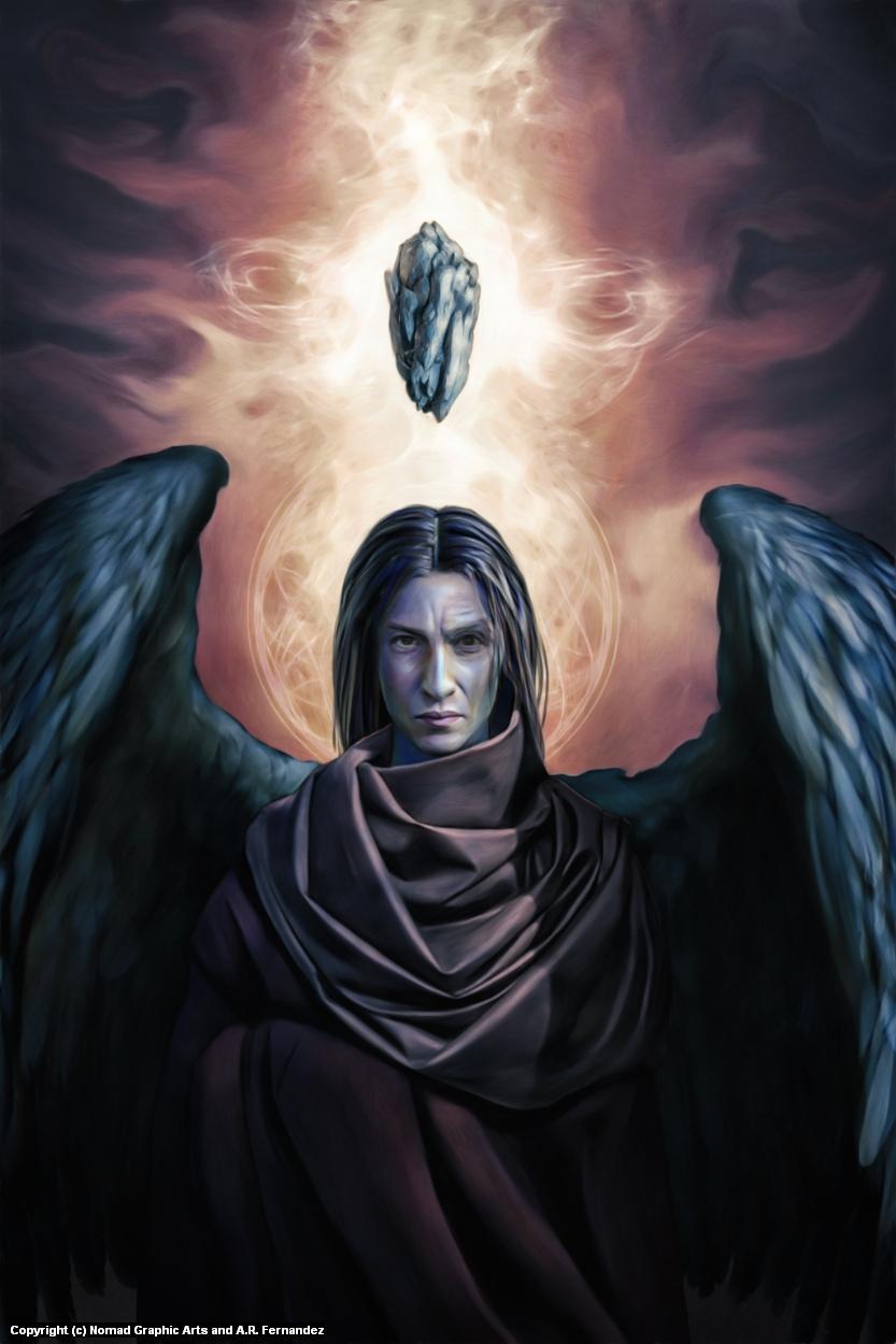 Inquisition Artwork by Antonio Fernandez