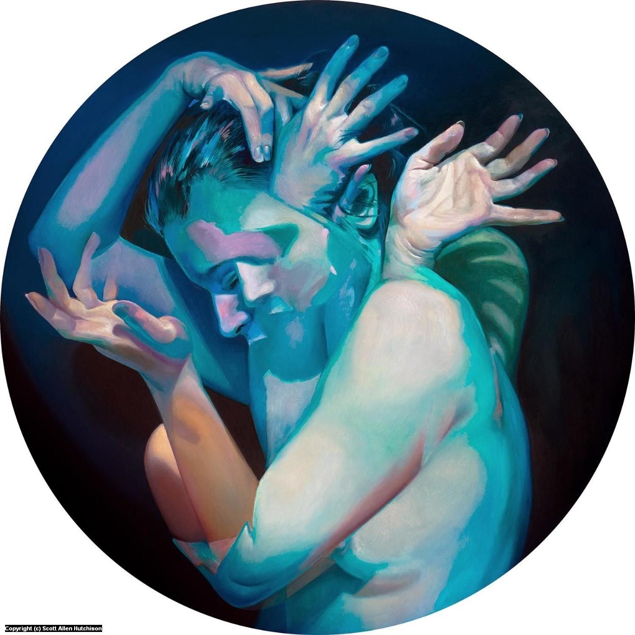 Metamorphosis Artwork by Scott Hutchison
