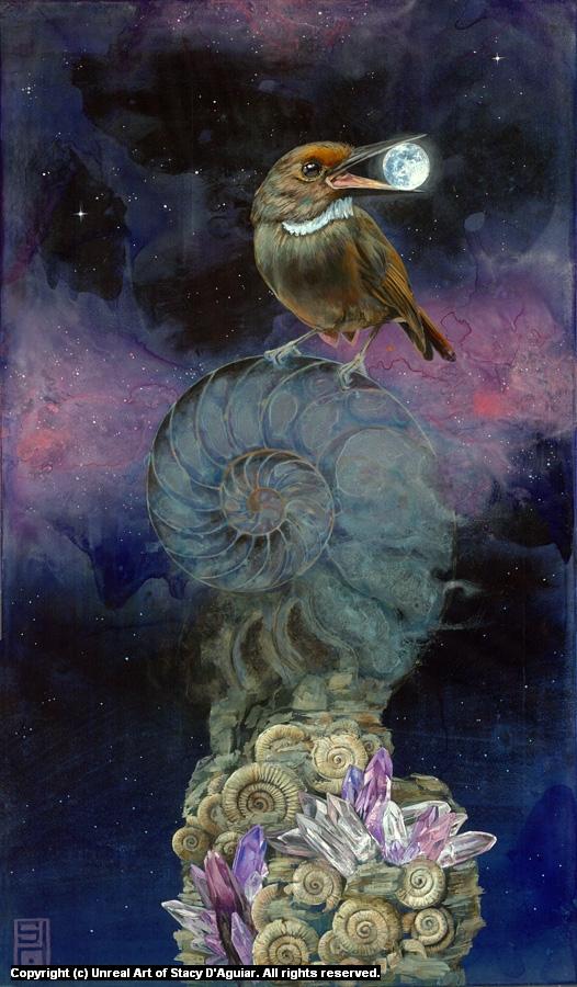 Origina Artwork by Stacy D'Aguiar