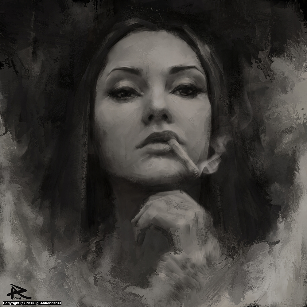 Diana Artwork by Pierluigi Abbondanza