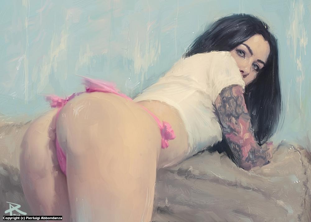 Victoria Artwork by Pierluigi Abbondanza
