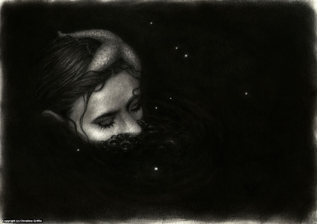 Lowtide Artwork by Christine Griffin