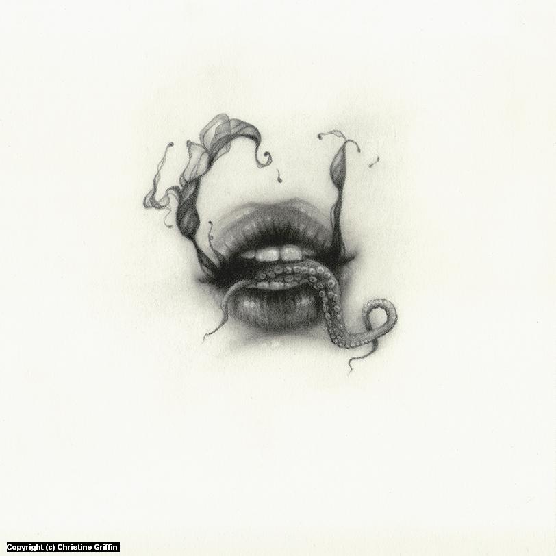Lies Artwork by Christine Griffin