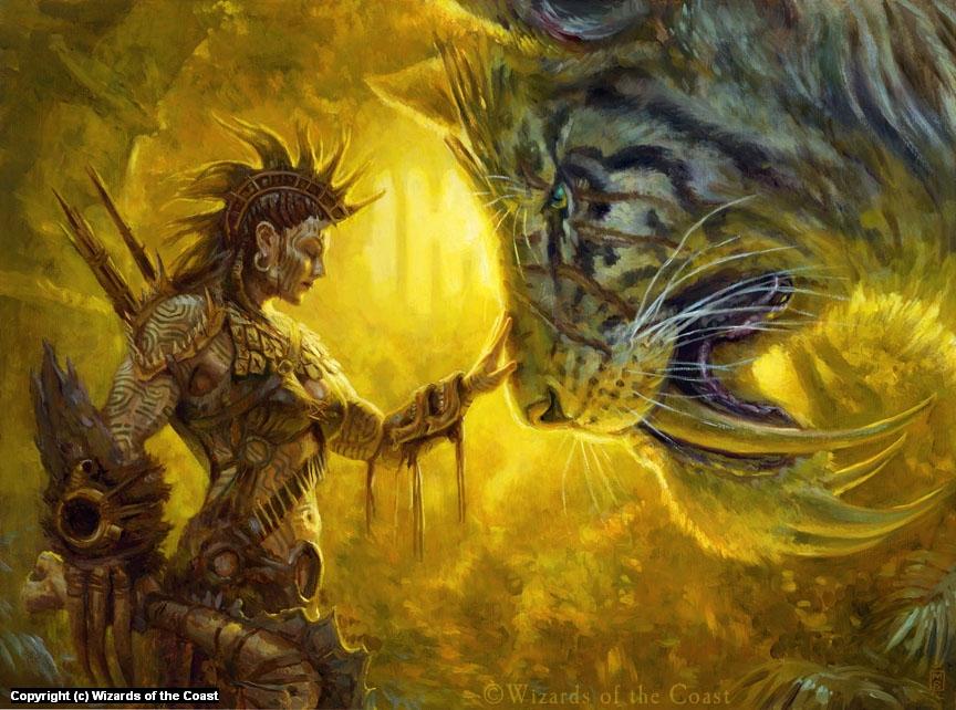 Predator's Rapport Artwork by Matthew Stewart