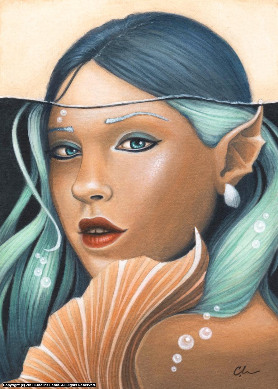 Fathom Artwork by Carolina Lebar
