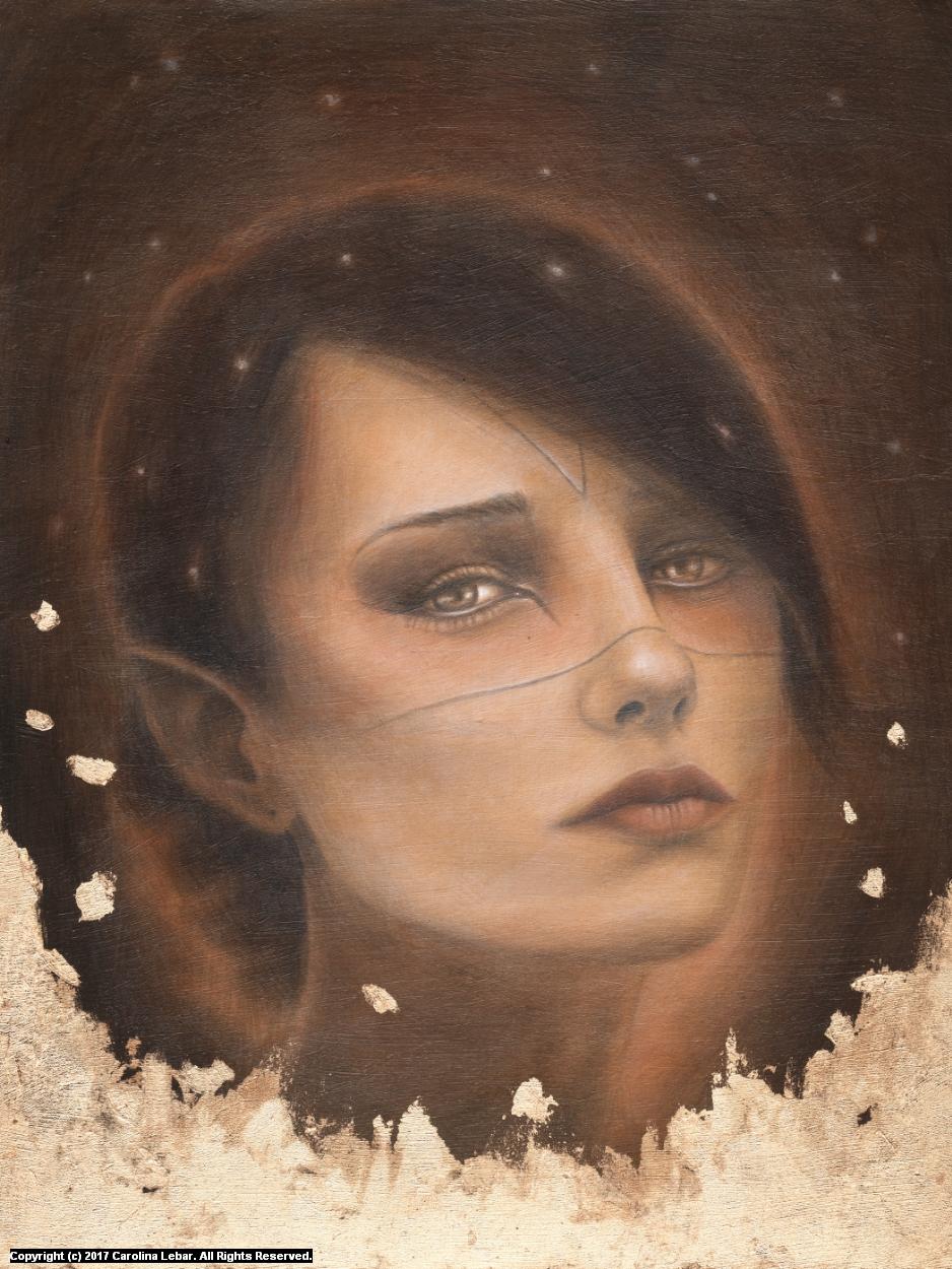 BURN Artwork by Carolina Lebar