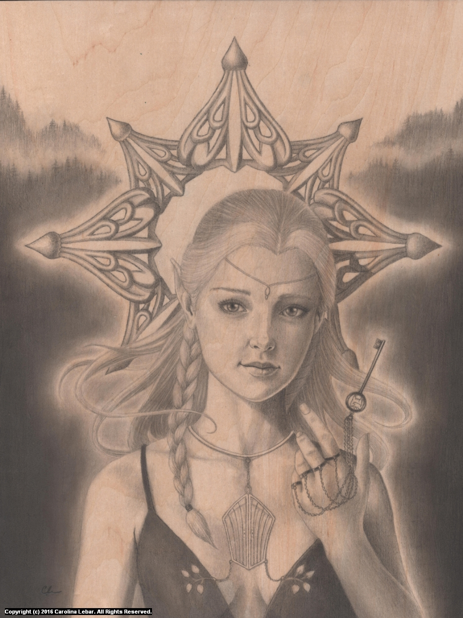 One Artwork by Carolina Lebar