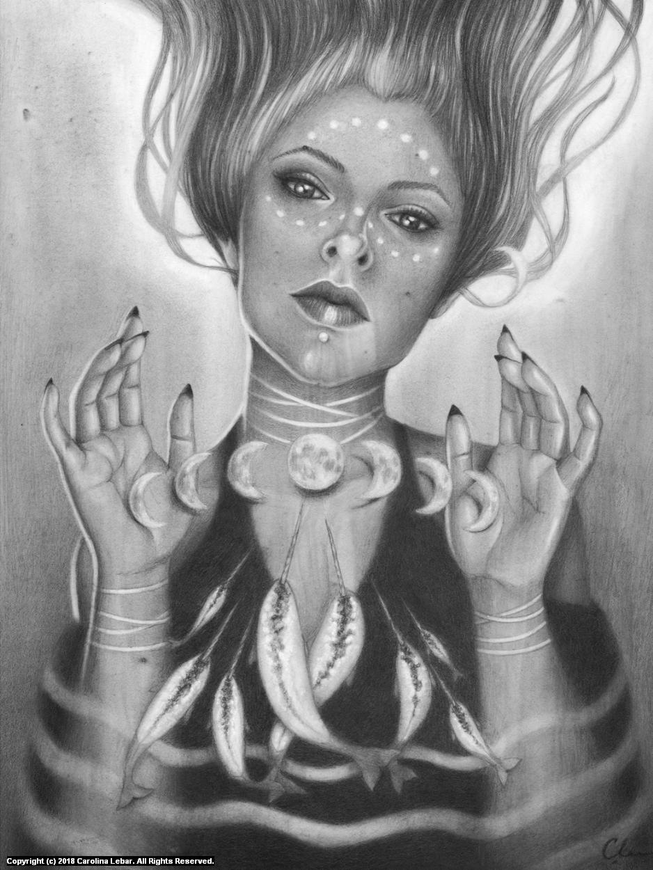 Menily Artwork by Carolina Lebar