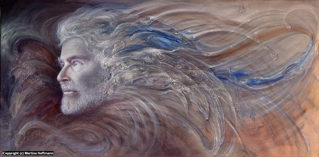 MAGUS OF LIGHT Artwork by Martina Hoffmann
