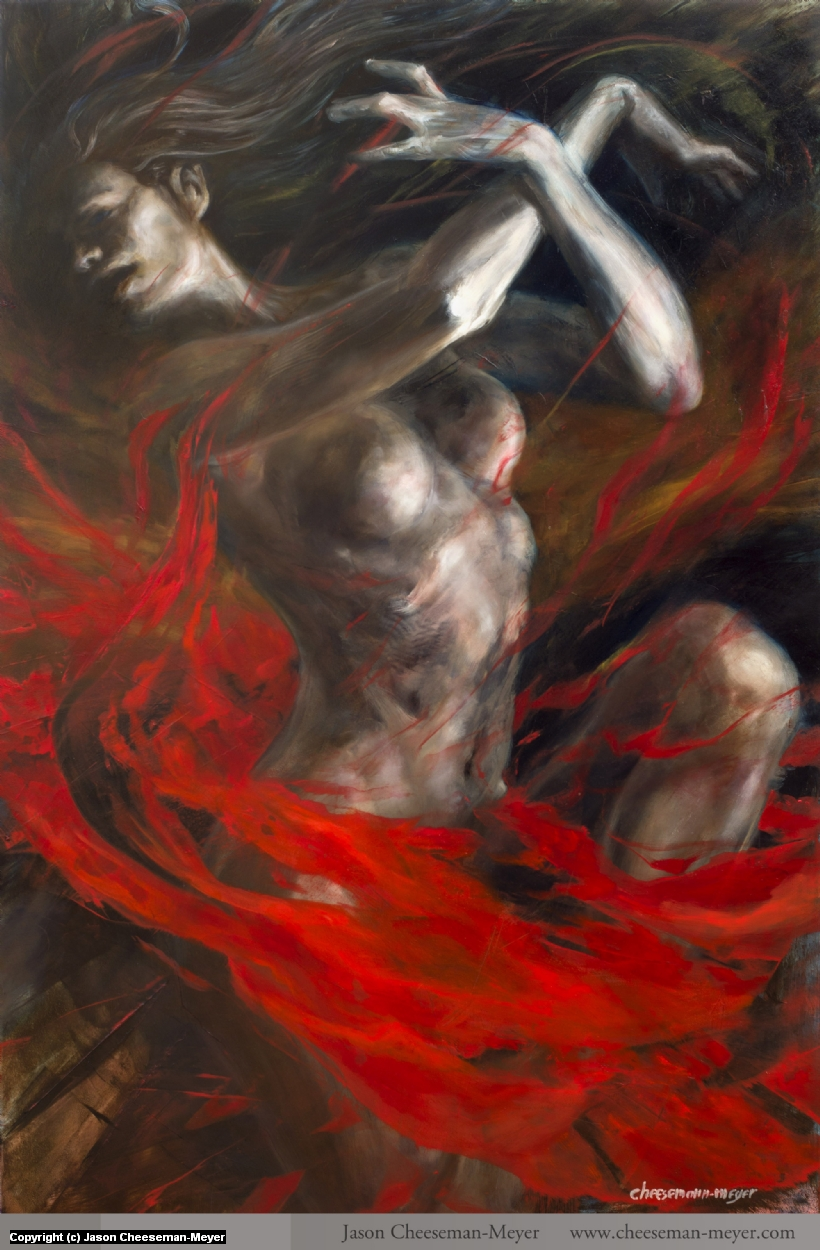 Casting Mist Artwork by Jason Cheeseman-Meyer