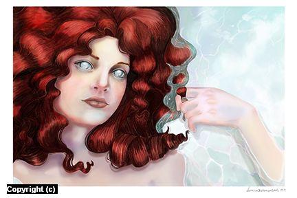 Marla Artwork by Vanessa Bettencourt Art