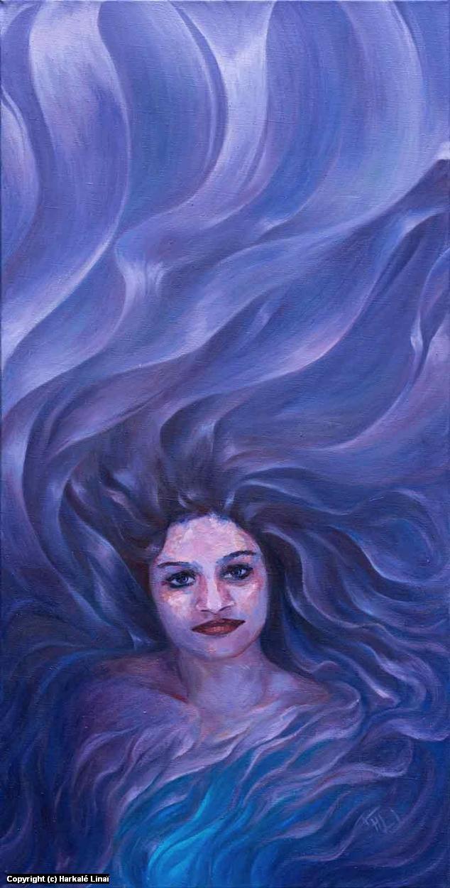 Quiet Whirlwind Artwork by Harkalé Linaï