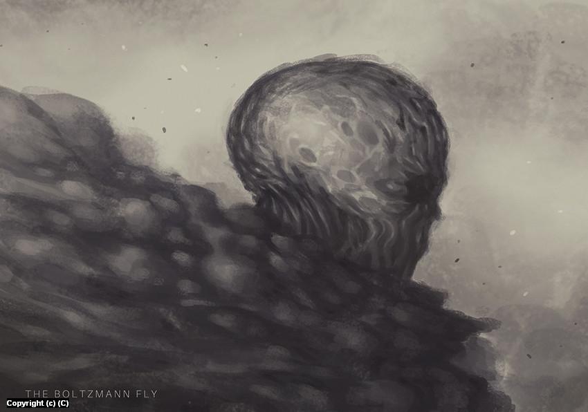Doom Artwork by Jesus Contreras
