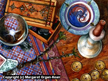 Tools of the Trade Artwork by Margaret Organ-Kean