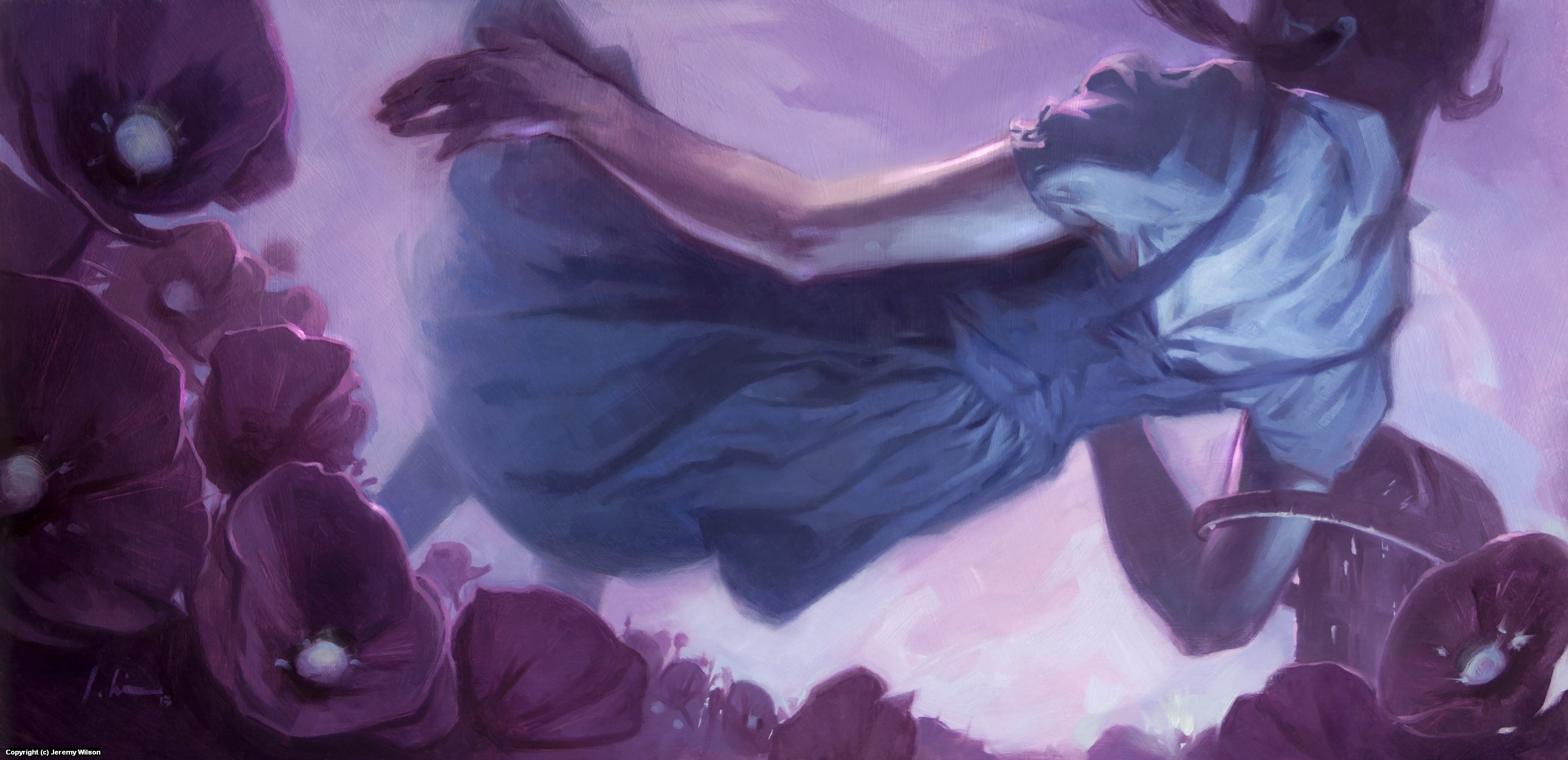 Sleep, Sleep Artwork by Jeremy Wilson