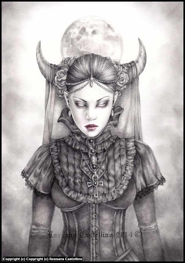 XIII Artwork by Rossana Castellino