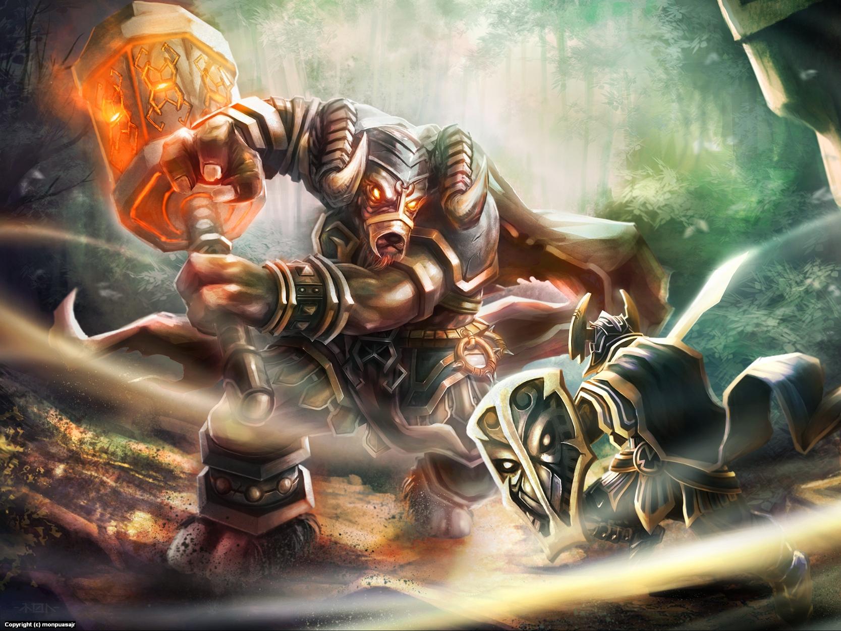 The Duel Artwork by Ramon  Puasa Jr