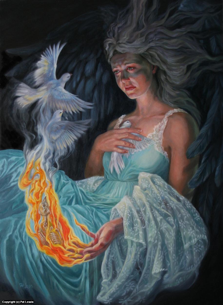 Transformation Artwork by Pat morrissey-Lewis