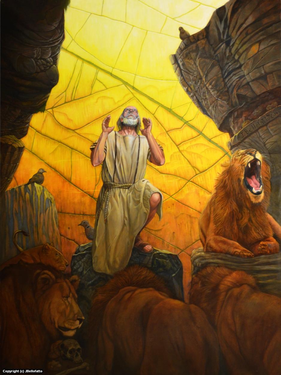 Daniel Artwork by Joseph Bellofatto