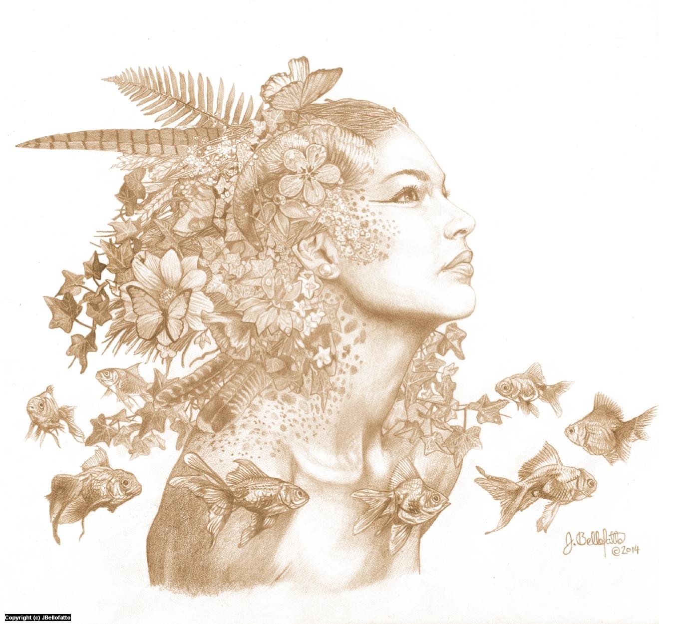 Gaia Artwork by Joseph Bellofatto