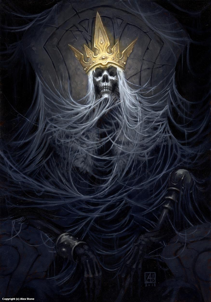 The Crown Artwork by Alex Stone