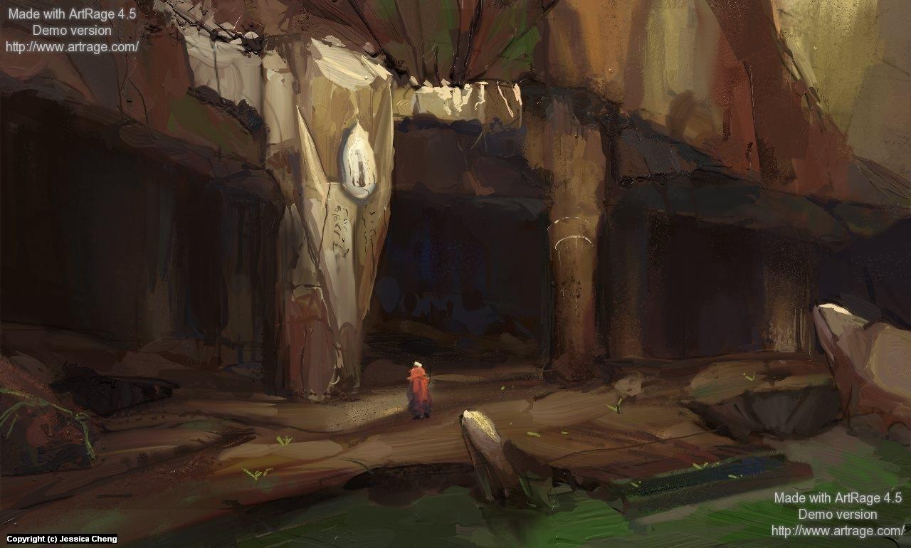 Sigil Artwork by Jessica Cheng