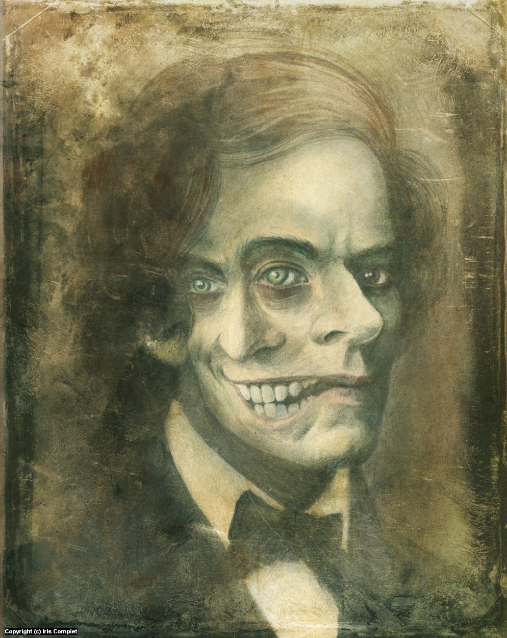 Jekyll and Hyde Artwork by iris compiet