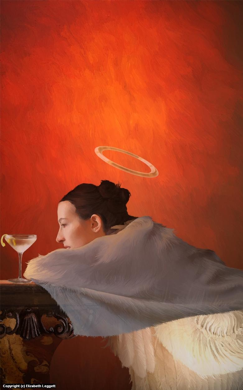After Hours  Artwork by Elizabeth Leggett
