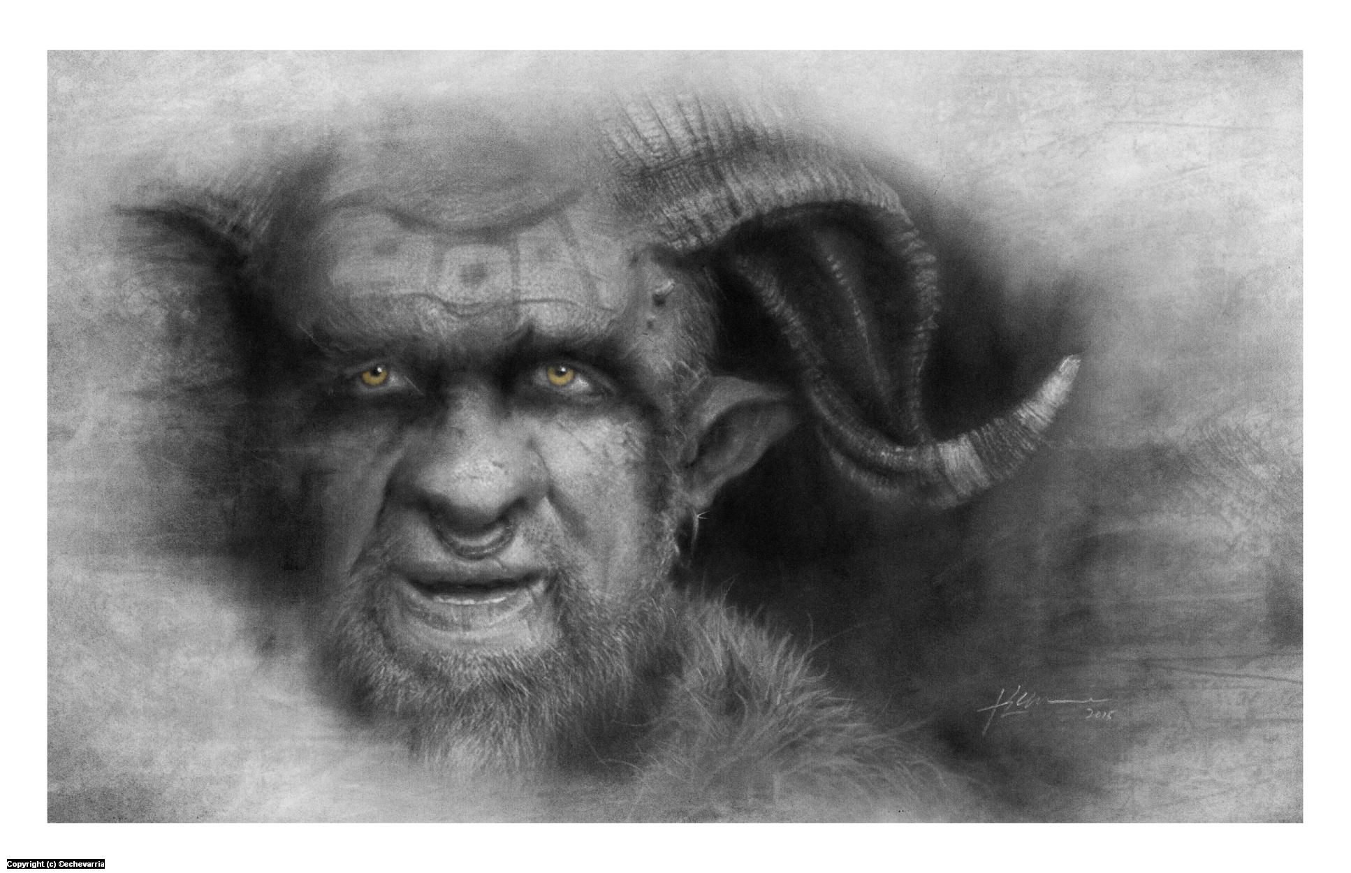 Bryar Mohrklen  Artwork by Jeff Echevarria
