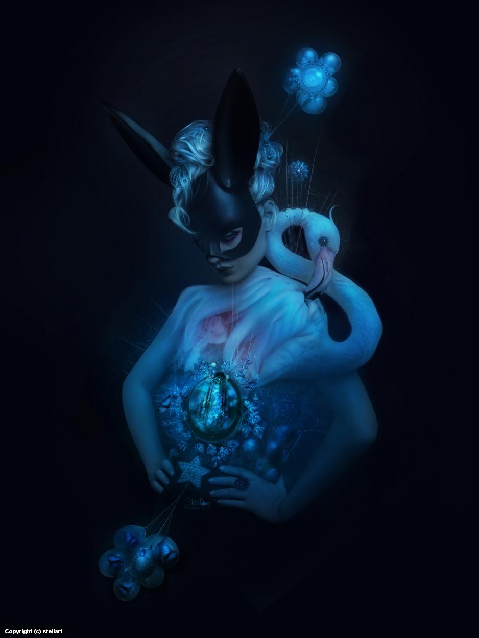 Oracle Artwork by Estelle Chomienne